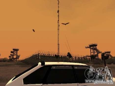 Prison Mod para GTA San Andreas segunda pantalla