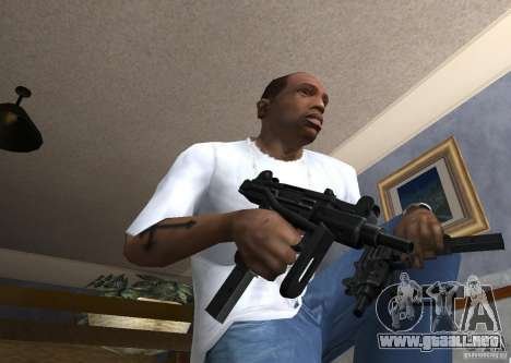 Weapon Pack by viter para GTA San Andreas quinta pantalla