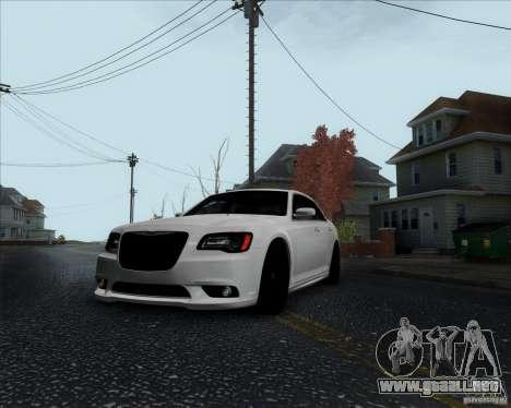 Chrysler 300 SRT-8 Final 2011 para GTA San Andreas