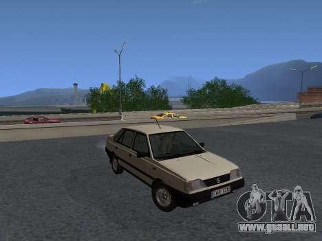 FSO Polonez Atu 1.4 GLI 16v para la visión correcta GTA San Andreas