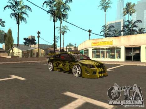 Chevrolet Cobalt SS Shift Tuning para GTA San Andreas