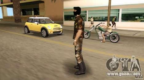 Stalker para GTA Vice City segunda pantalla
