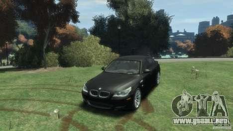 BMW M5 para GTA 4