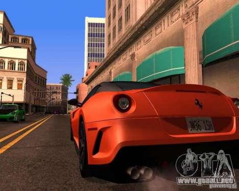 Real World ENBSeries v4.0 para GTA San Andreas séptima pantalla