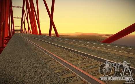 Pistas de HD para GTA San Andreas