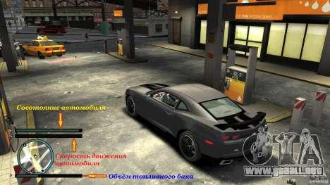Relleno para GTA 4