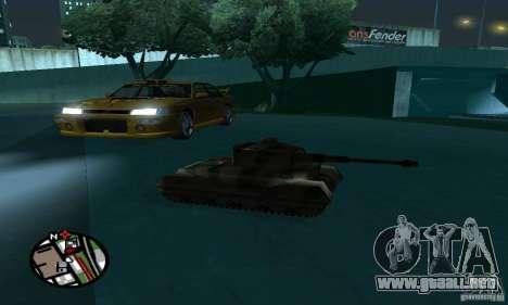 Vehículos RC para GTA San Andreas séptima pantalla