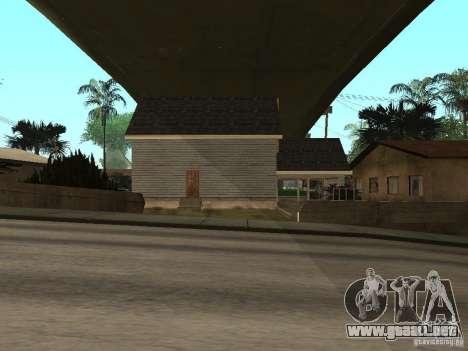 Casa de la Mafia para GTA San Andreas tercera pantalla