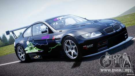 BMW M3 GT2 Drift Style para GTA 4