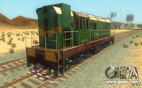 Chme3-5792 para GTA San Andreas vista posterior izquierda