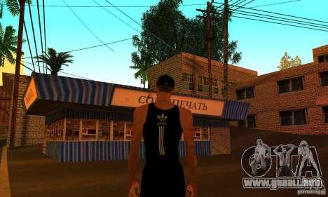 Textura de la casa de Rusia para GTA San Andreas sucesivamente de pantalla