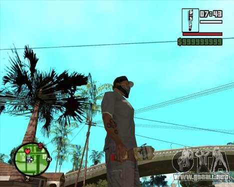 Lvivske Svitle para GTA San Andreas segunda pantalla