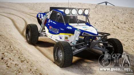 Jimco Buggy para GTA 4 left