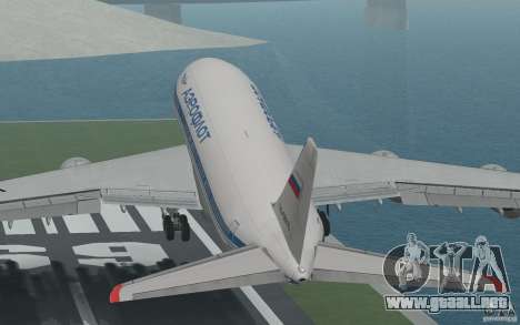 Ilyushin Il-96 para GTA San Andreas