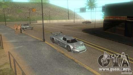 Carretera de calidad en el LS para GTA San Andreas séptima pantalla