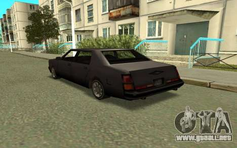 VC Washington para GTA San Andreas