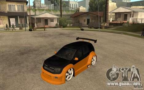 Dacia Duster Tuning v1 para GTA San Andreas