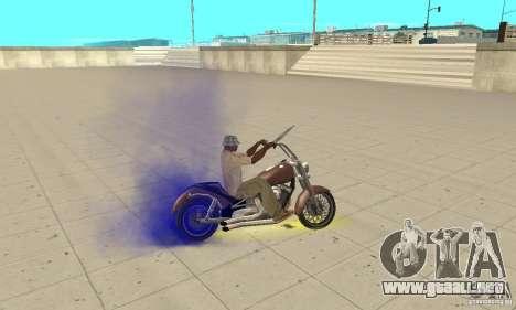 SpecDefekty para GTA San Andreas novena de pantalla