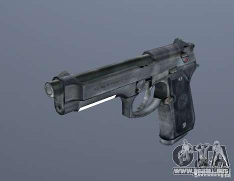 Grims weapon pack2 para GTA San Andreas tercera pantalla