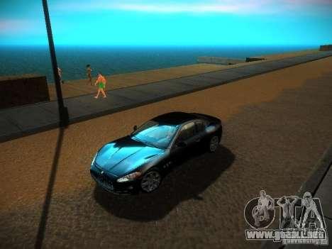 ENBSeries By Avi VlaD1k para GTA San Andreas sucesivamente de pantalla