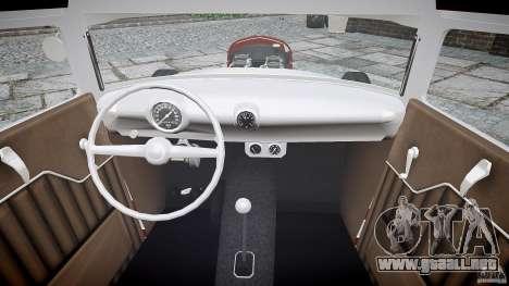 Ford Hot Rod 1931 para GTA 4 vista hacia atrás