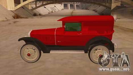 Pearce 1931 para GTA San Andreas left