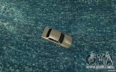 Admiral Boat para la visión correcta GTA San Andreas