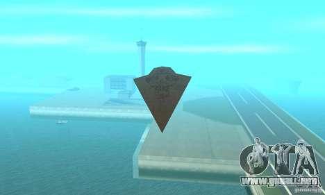 Executor Class Stardestroyer para la visión correcta GTA San Andreas