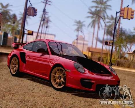 SA_NGGE ENBSeries v1.1 para GTA San Andreas décimo de pantalla