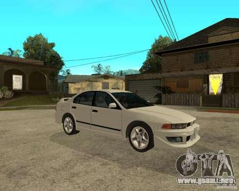 Mitsubishi Galant VR6 para GTA San Andreas