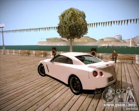 ENBSeries by slavheg para GTA San Andreas sexta pantalla