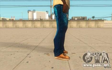 Remix-Evisu-Joker-Burberry Hose para GTA San Andreas sucesivamente de pantalla