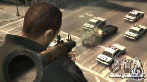 Imágenes de arranque en el estilo del GTA IV para GTA San Andreas twelth pantalla