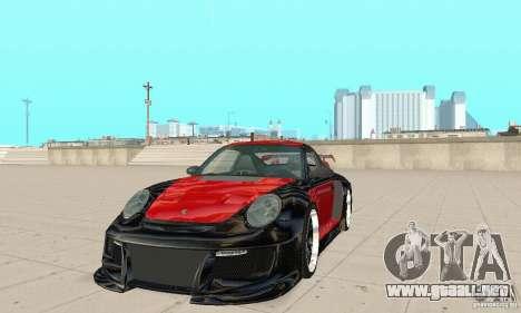 Porsche 911 GT2 NFS Undercover para GTA San Andreas