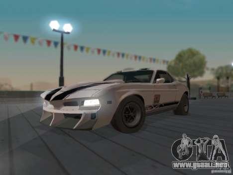SPEEDEVIL from FlatOut 2 para visión interna GTA San Andreas