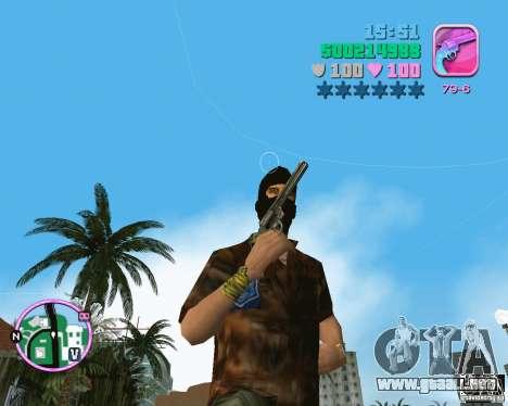Stalker para GTA Vice City quinta pantalla