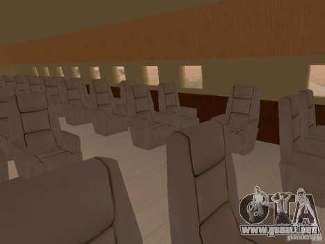 AT400 with full Interior para la visión correcta GTA San Andreas