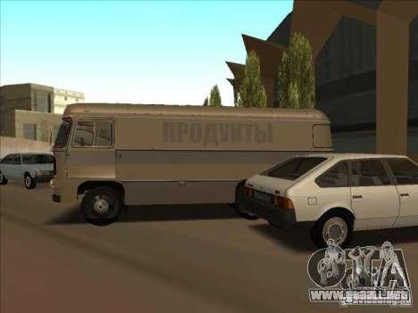 PAZ 672 para la visión correcta GTA San Andreas