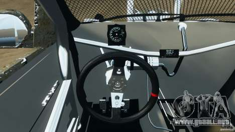 Chevrolet Tahoe 2007 GMT900 korch para GTA 4 interior