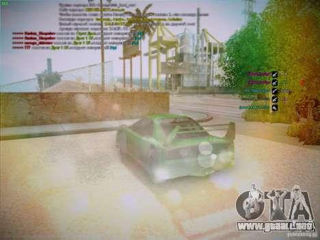 Lensflare v1.2 Final for SAMP Fixed Version para GTA San Andreas tercera pantalla