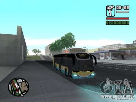 CitySolo 12 para vista lateral GTA San Andreas