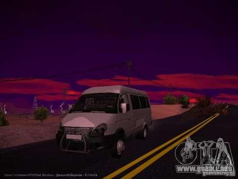 Gacela 32213 negocios v1.0 para GTA San Andreas