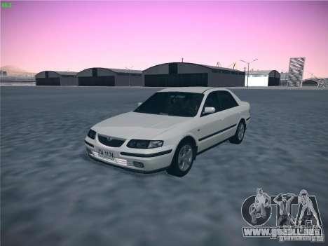 Mazda 626 GF 1999 para GTA San Andreas