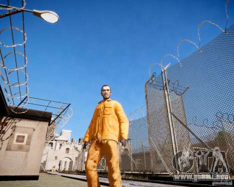 The prison Rob para GTA 4 tercera pantalla