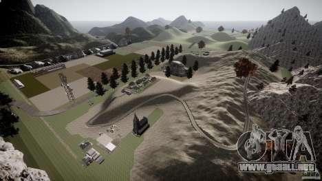 Liberty Green para GTA 4 tercera pantalla
