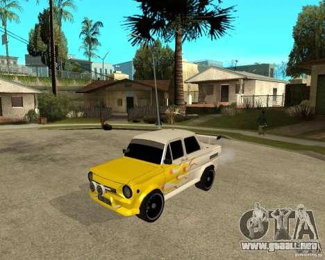 ZAZ 968 m tûningovanyj para GTA San Andreas