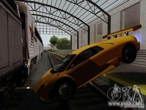 Crazy Trains MOD para GTA San Andreas quinta pantalla