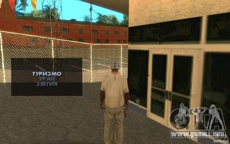 Car Buy para GTA San Andreas segunda pantalla
