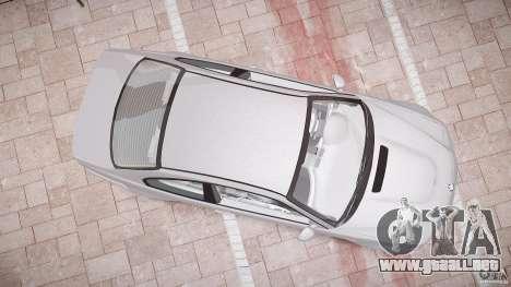 BMW M3 e46 v1.1 para GTA 4 vista superior