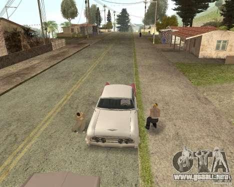 More Hostile Gangs 1.0 para GTA San Andreas sucesivamente de pantalla